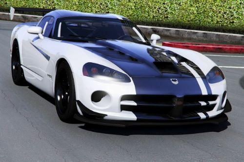 2008 Dodge Viper [Add-On | ACR | Extras | Template]