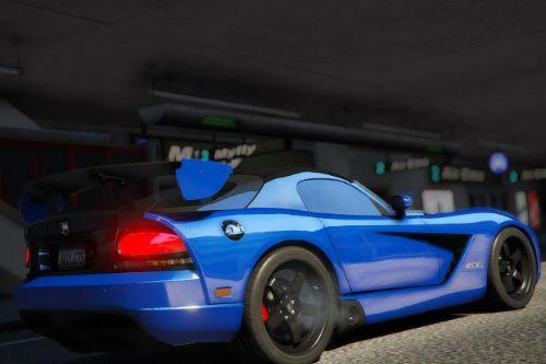 2008 Dodge Viper [Add-On | ACR | Extras]