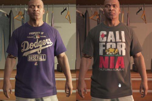 Dodgers + California Shirts