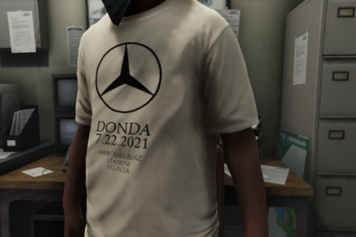 DONDA MERCH PACK for Franklin