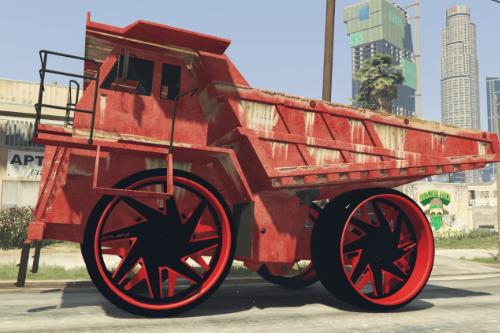 Donk Dump Truck