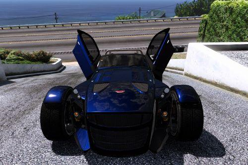 Donkervoort D8 GTO [Add-On]