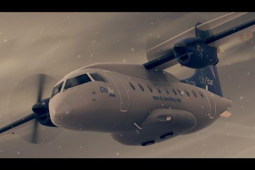 Dornier 328-100 (turboprop) [Add-On]