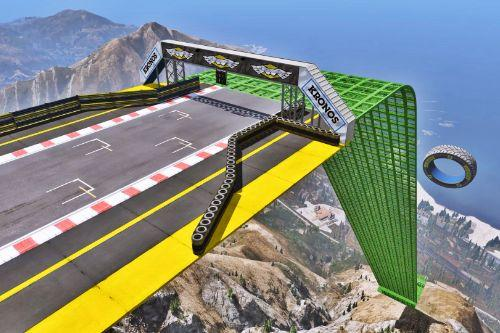 Double Mega Ramp (Menyoo)