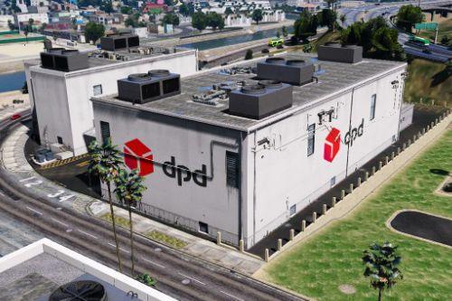 DPD Depot [UK] Retexture