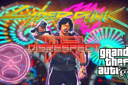 DR. DISRESPECT CYBERPUNKED 2077