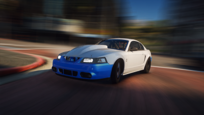 Drag Car 2002 Mustang Cobra [Add-On / Replace | FIveM]