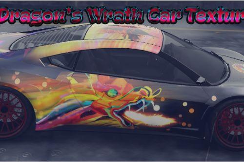 Dragon's Wrath Car Texture (Dinka Jester Sports)