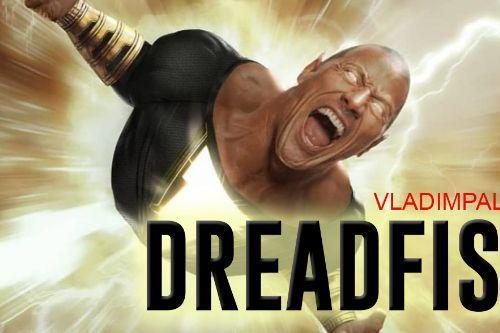 DREADFIST - Black Adam - Mission Maker