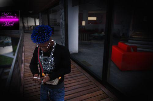 Dreads Pack for Frank 3