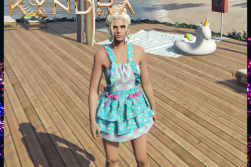 Dress for MP Female
