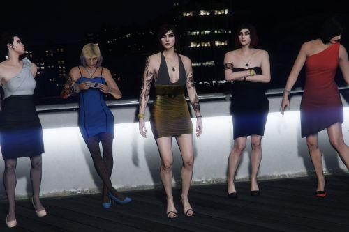 Dress Pack for MP Female [SP]