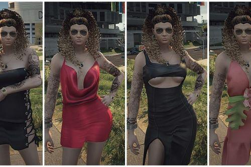 Dress pack for mp