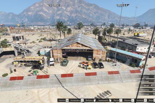 Drift Track [Map Editor]