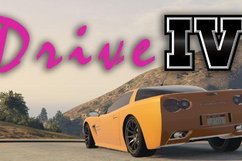 Drive IV (Realistic Handling & Crash Fix for IVPack)