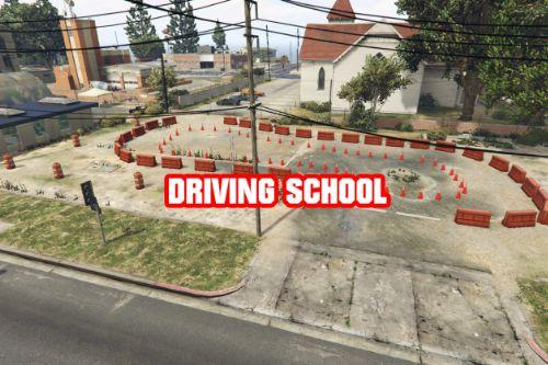 Driving School Paleto [YMAP]
