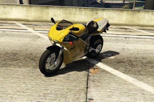 Ducati 748 [Addon / Speed Dial]