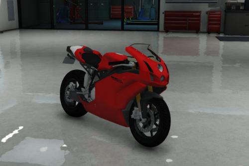 Ducati 999 R | Add-on | Tuning