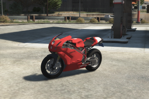 Ducati 999 R | Add-on | Tuning