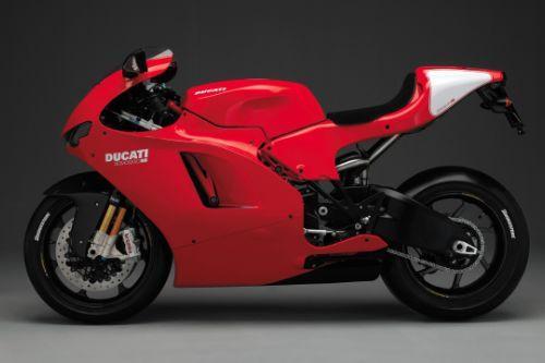 Ducati Desmosedici RR Torque Curve [CTM  / CGR / MT / Handling]