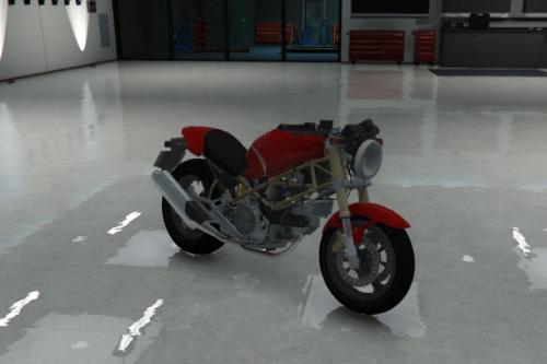 Ducati Monster 900 | Add-on | Tuning