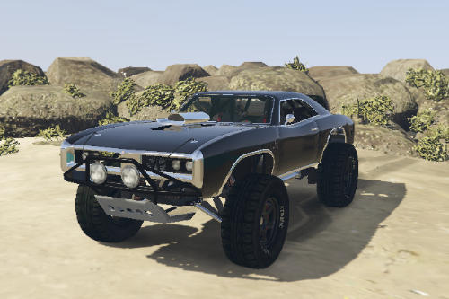 Dukes TrophyTruck [Add-On / Replace]