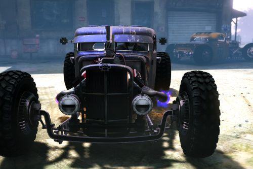 Dumont Type 47 Rat Rod [Animated | Replace]
