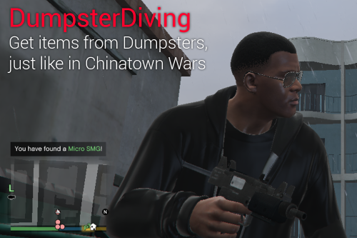 DumpsterDiving (from GTA: CW)