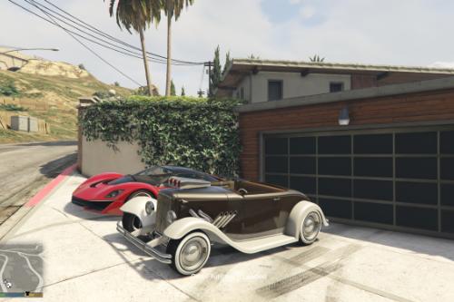 Duneloader Roadster HotRod [Add-On \ Replace]
