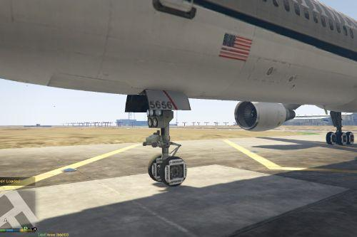 Dunlop Tyres For the 757