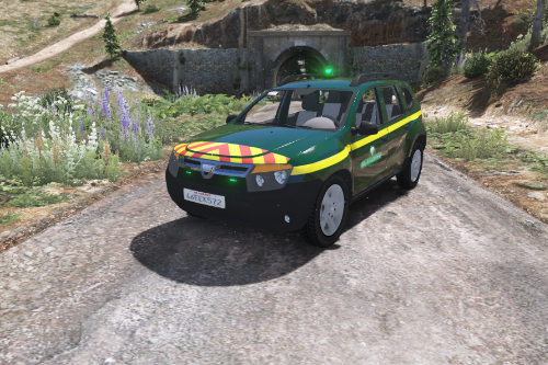 Duster ONF [ELS] [ADD-ON]