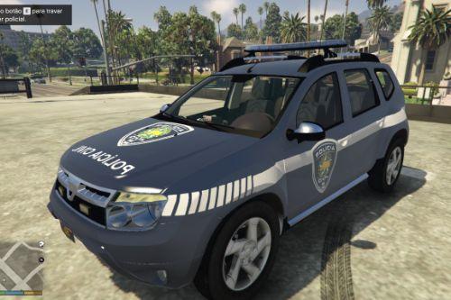 Duster Policia Civil - Rio Grande do Norte