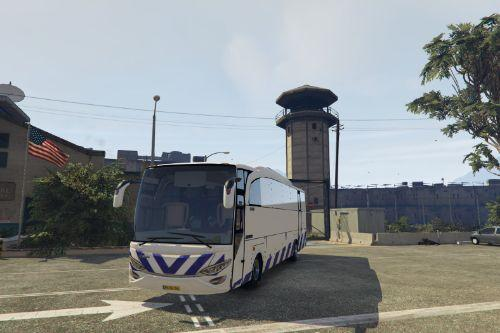 Dutch Prison Bus