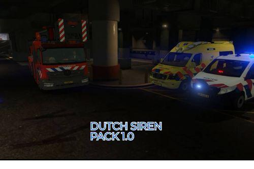 Dutch Siren Pack 1.0