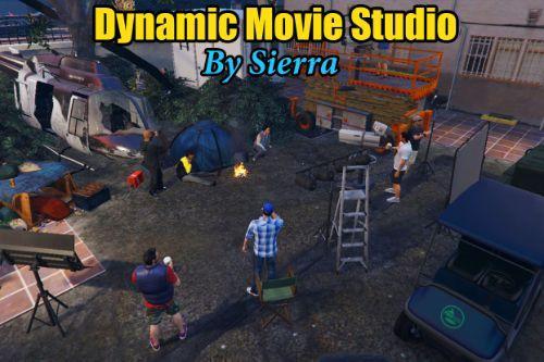 Dynamic Movie Studio [Map Editor]