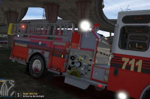E ONE FIRE ENGINE [ELS]