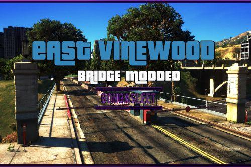 East Vinewood - Bridge Modded [FiveM | SP Menyoo] [YMAP | XML]