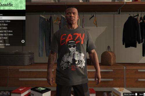 Eazy E T-Shirt for Franklin