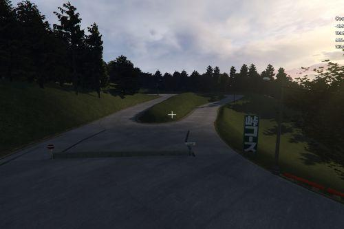 Ebisu Touge [Add-On SP / FiveM]