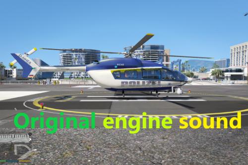 EC-145 Original engine sound [early alpha]