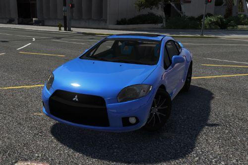 Mitsubishi Eclipse GT [Add-On | Tuning | LODs | Template]