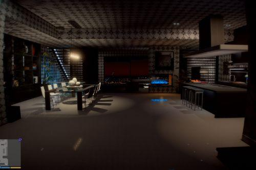 Eclipse Tower Penthouse Retexture Mod