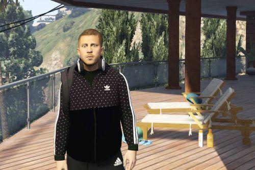 Eden Hazard Adidas Tracksuit