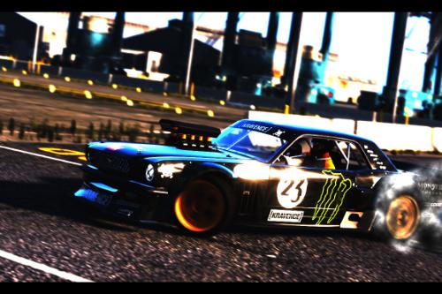 4b55a3 drift