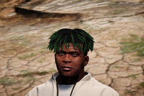 Edited Head Model For Frank