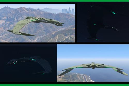 Star Trek: Romulan Warbird Valdore [Add-On]
