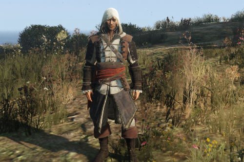 Edward Kenway from AC4 [Add-On Ped]