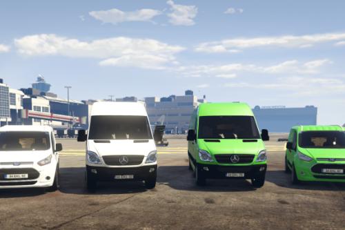 Ekol Logistics Yeni Araçları Dorse Dahil V1.0