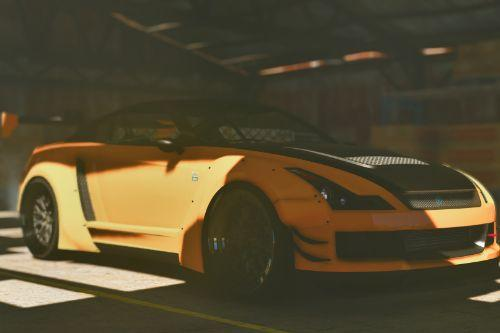 Elegy RH8 Mandem Widebody Editon [Add-On / Replace  | Livery]