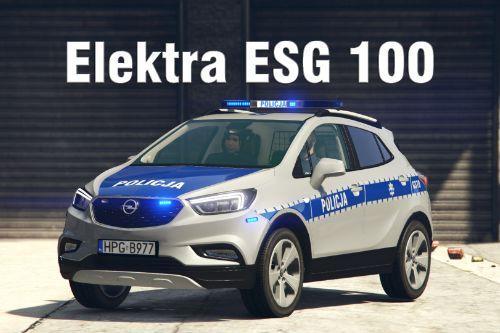 Elektra ESG 100 - Polish Siren